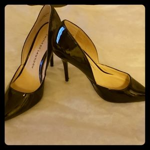 "Chinese Laundry patent leather 4""heel"